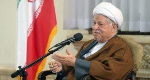 مرحوم آیتالله هاشمی رفسنجانی: برخلاف نظام اسلامی است که دست و پای آزاداندیشان را در جامعه ببندیم و قلم آنها را بشکنیم و کتابها را سانسور کنیم