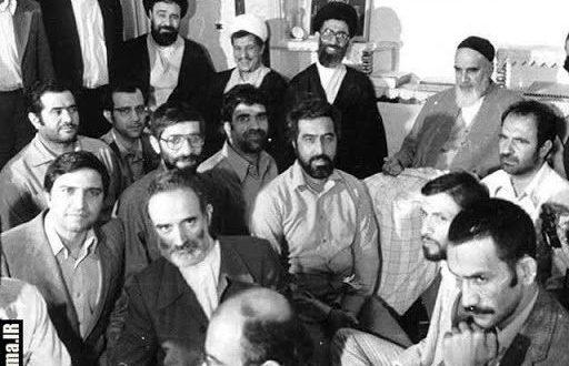 گفتگو درباره وقایع انقلاب با محمد هاشمی
